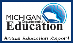MI Department of Education Annual Education Report