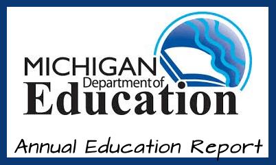 MI Department of Education Annual Education Report